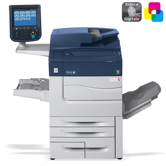 Xerox Color C60 Multiverse Printer
